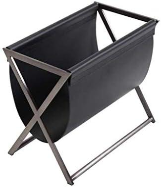 MHTCJ リビングルーム、ベッドルーム、安定したメタルフレームのための調節可能なメッシュ棚とエンドテーブル、