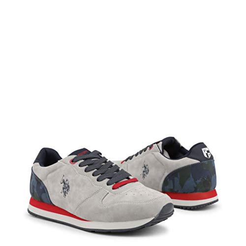 S grey Club Sheridan2 ASSN Uomo Sneaker U POLO POpnwqU
