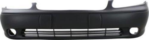 (Crash Parts Plus Primed Front Bumper Cover Replacement for 1997-2005 Chevrolet Classic, Malibu)