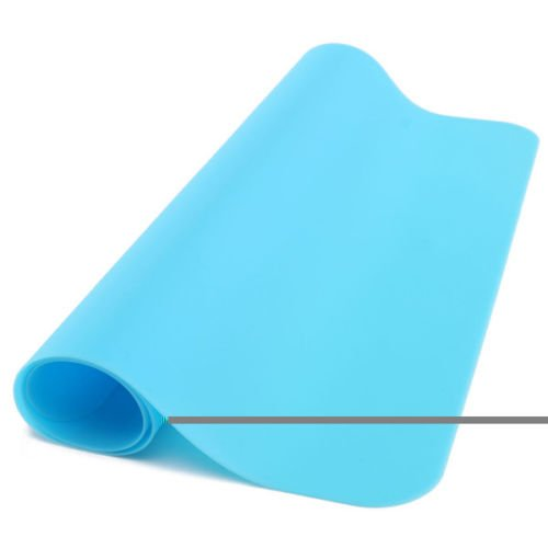Cutle 40X30cm Silicone Mats Baking Liner Best Silicone Oven Mat Heat...