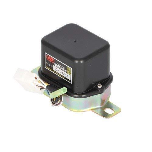Voltage Regulator - Mechanical - 12 Volt Kubota Hitachi Ford Yanmar 2110 1910 1310 L245 1500 1700 L275 1510 1710 M7030 L2850 1900 L235 M4030 M5950 M7950 M4950 L185 M6950 L345 B8200 M4500