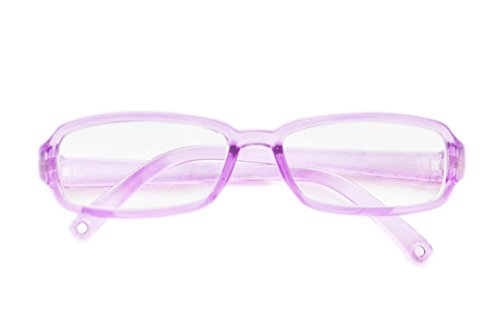 Brittany's Modern Lavender Glasses Compatible with 18 Inch D