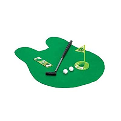 Total Vision Table Games Potty Golfing - The Golfer's Gag Gift: Sports & Outdoors
