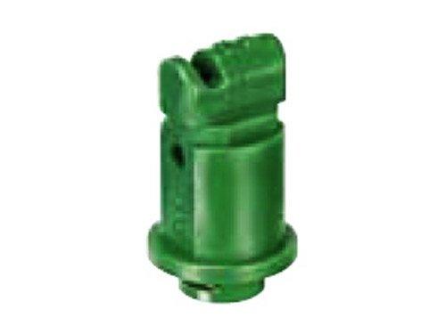 TeeJet TTI110015-VP Turbo TeeJet Induction Spray Tip, 0.092-0.24 GPM, 15-100 psi, Polymer - Green ()