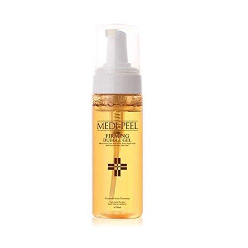 Mild Cleansing Mousse - MEDI-PEEL Firming Bubble Gel Cleanser 150ml Mild Mousse Foam Pore Cleansing Moisture