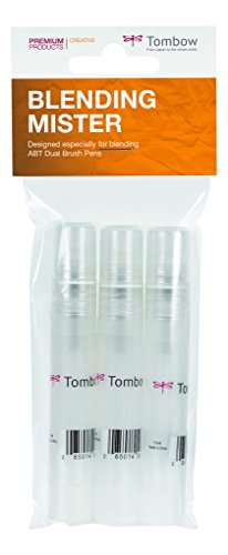 Tombow Blending Spray Misters, Clear, 3-Pack