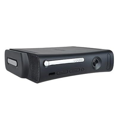 Microsoft Xbox 360 Elite System w/120GB HDD, A/V & HDMI Port (Black) - Unit Only - C