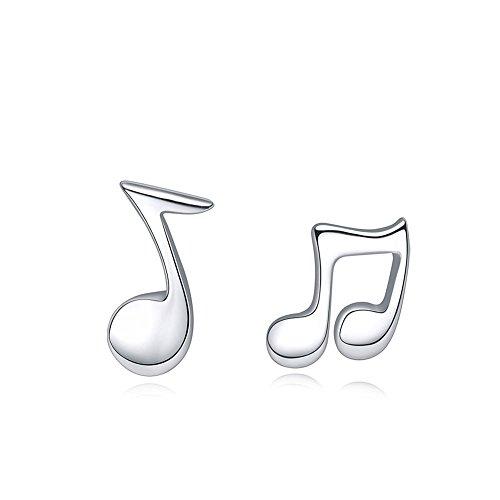 CharmsStory Music Notes Earrings Little