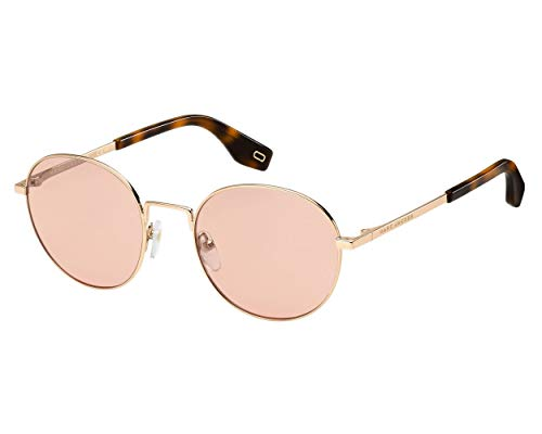 (Sunglasses Marc Jacobs 272 /S 01N5 Coral / U1 red lens)