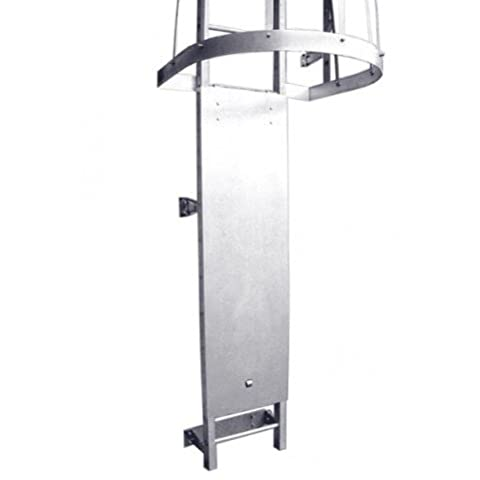 Demuth D527 Security Door for Fixed Steel Ladders - Security Lockout System - Access Steel Ladder