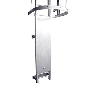 Demuth D527 Security Door For Fixed Steel Ladders