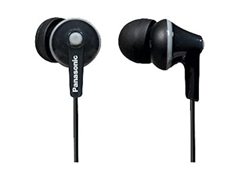 Review Panasonic ErgoFit In-Ear Earbuds