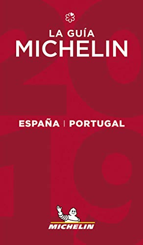 MICHELIN Guide Spain & Portugal (Espana/Portugal) 2019: Restaurants & Hotels (Michelin Red Guide)