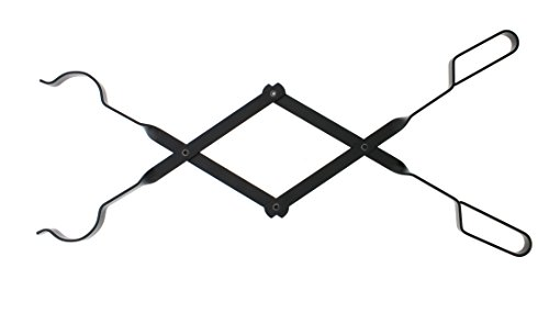 Redneck Convent RC | Log Tongs Fireplace Poker Wood Tongs, Fireplace Tools Campfire Accessories Fireplace Tongs - Heavy Duty Grabber 26""