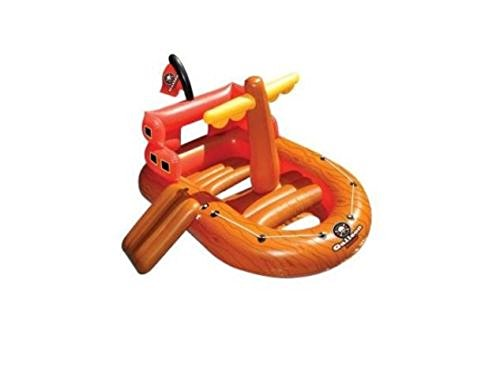 Swimming Pool Lake Pond Beach Giant Inflatable Water Wheel Raft Floating Toy