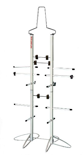Equipment Gear (Wet Gear-Hockey Equipment Dryer Rack: Metal Locker Deluxe Model)