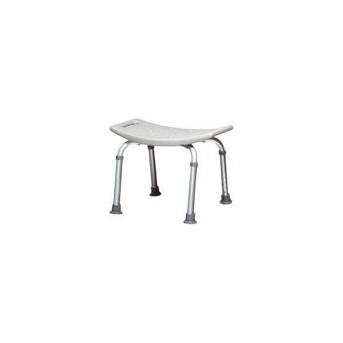 Lumex Platinum Collection Bath Seat Without Backrest, Unassembled, Gray, 4/cs by Lumex