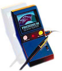 PRESIDIUM ELECTRONIC GEM GEMSTONE DIAMOND TESTER PGT by Presidium by PRESIDIUM