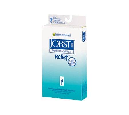 Relief 20-30 mmHg Closed Toe Knee High Unisex Support Stocki