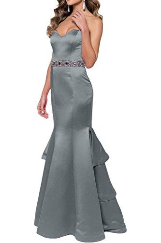 TOSKANA BRAUT - Vestido - para mujer plata