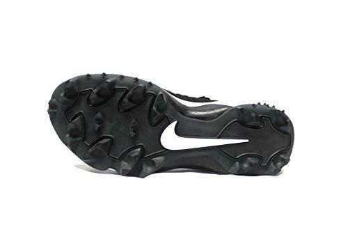 Chaussures C Shark Football Force Noir Noir blanc Savage Nike 7qIfRW