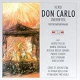 Verdi: Don Carlo by Maria Caniglia, Ebe Stignani, Paolo Silveri, Nicola Rossi-Lemeni, Mirto Picchi (0100-01-01)
