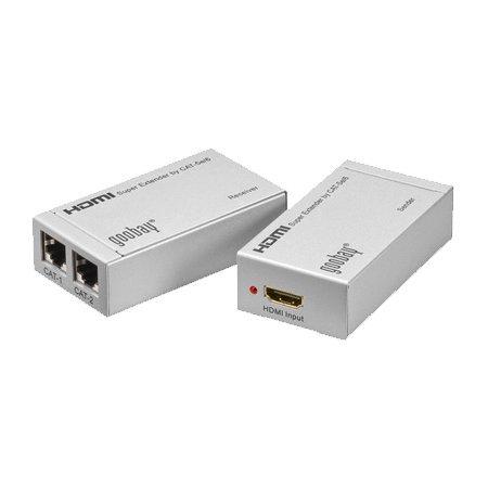 goobay avs  Goobay AVS 50 HDMI Cat 5/6 Extender 60 m: : Elettronica