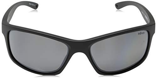 614a00f19a Revo RE 4071 Harness Polarized Rectangular Sunglasses