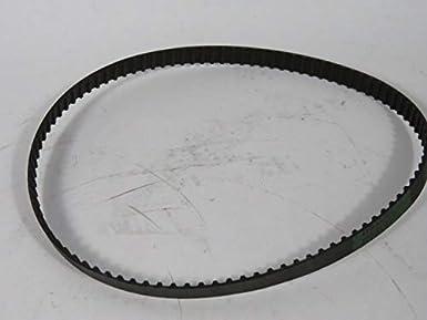 5Pcs 190XL 190XL037 PU Closed Loop Timing Belt 95-Teeth 10mm-Wide 5.08mm-Pitch