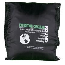 Expedition White Circular Mosquito Net (Africa Expedition)