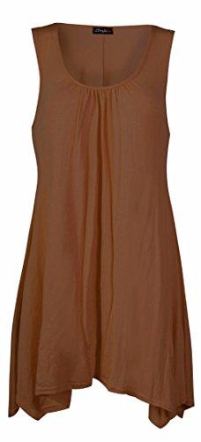 brown dresses forever 21 - 9