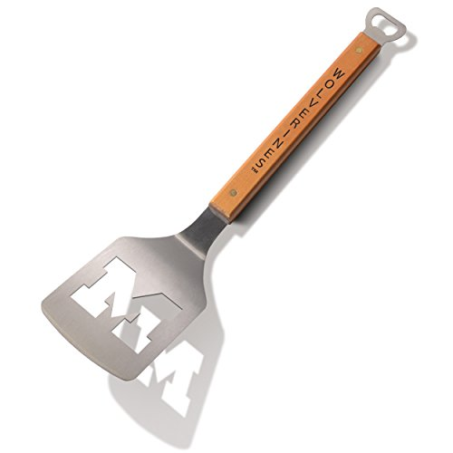 NCAA Michigan Wolverines Classic Series Sportula Stainless Steel Grilling Spatula ()