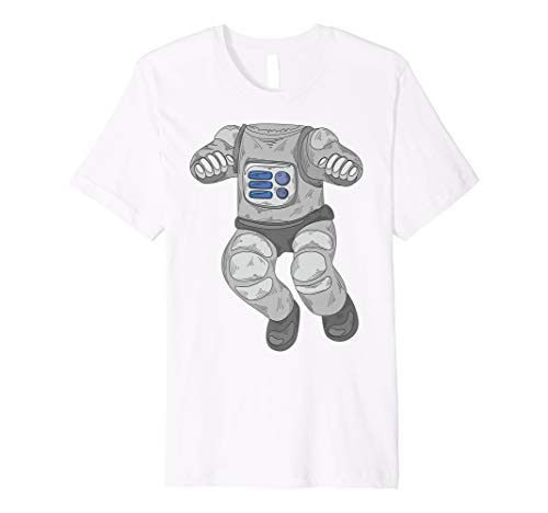 Cool Funny Astronaut Halloween Costume Shirt Spaceman Gift