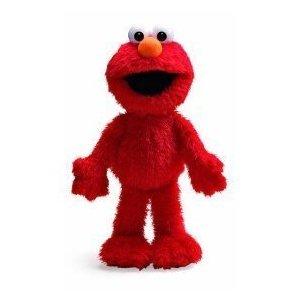 Sesame Street Plush Elmo Stuffed