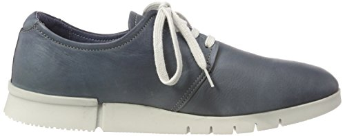 Navy Stringate Softinos Derby Scarpe Uomo Washed Cap440sof Blu xSqwqp0t7