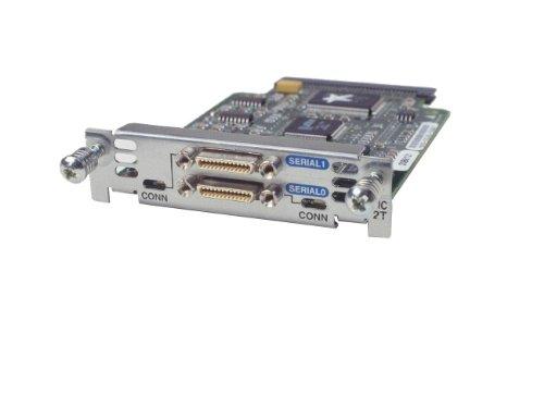 Cisco 3800 Series Router - Cisco HWIC-2T 2-Port Serial WAN Interface Card