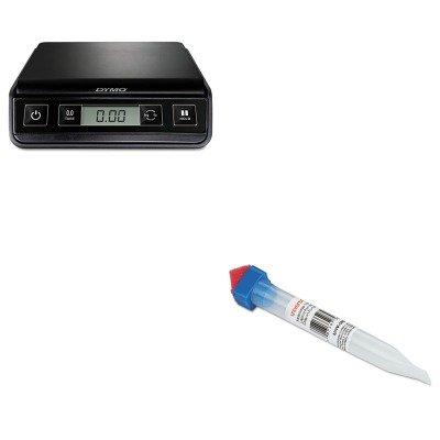 KITPEL1772055UNV56501 - Value Kit - Universal Pencil Style Moistener (UNV56501) and Dymo M3 Digital Postal Scale (PEL1772055)
