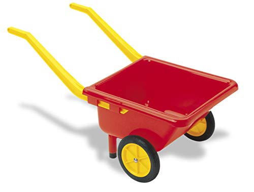 American Educational Products DT-1821 Wheelbarrow,Grade: 9.5549999999999997″ Height, 12.675000000000001″ Wide, 14.235000000000001″ Length