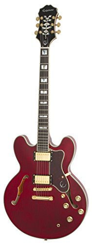 epiphone-sheraton-ii-pro-thin-line-semi-hollowbody-electric-guitar-with-coil-tapping-wine-red