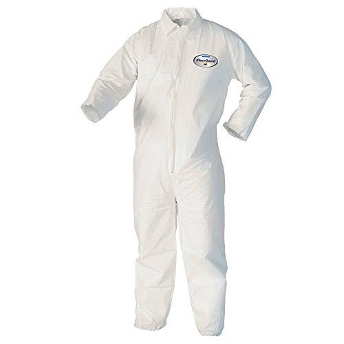 kleenguard-a40-liquid-particle-protection-coveralls-44302-zipper-front-white-medium-25-garments-case