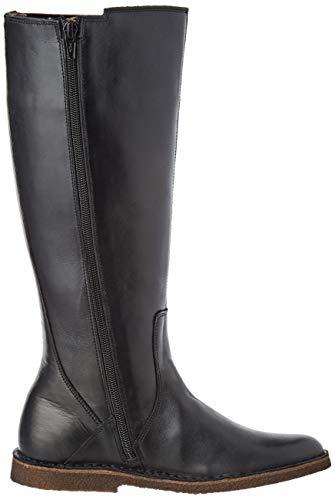 Kickers Femme noir Titien Bottes Noir 8 Hautes rqZr1Rxw