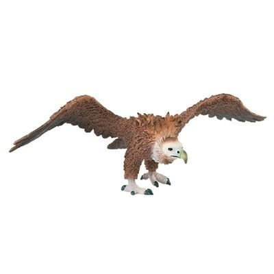 Bullyland Black Vulture Figurine