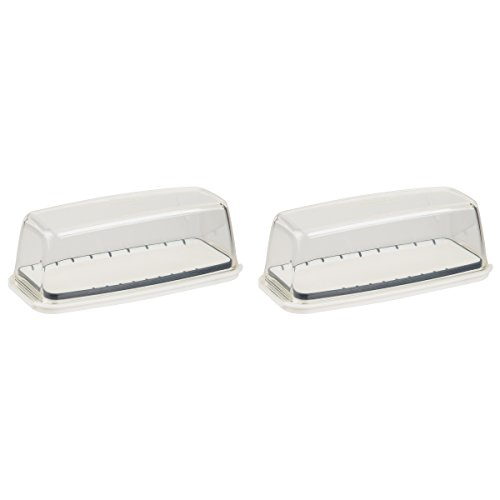 Progressive Prepworks Butter Keeper, Set of 2