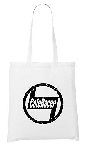 Cafe Racer Bag White Certified Freak