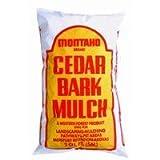 WAUPACA NORTHWOODS 130 Cedar Bark Mulch
