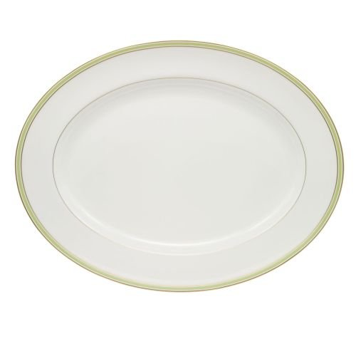 Waterford China Golden Apple OVAL PLATTER, 15.25Ó