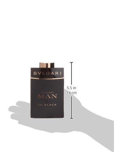 BVLGARI Man In Black Eau de Parfum Spray, 5 Fluid Ounce by BVLGARI (Image #2)