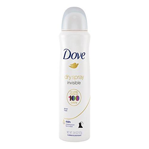 Dove Invisible Spray Antiperspirant Deodorant