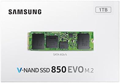 Samsung MZ-N5E1T0BW - Disco Duro Solido de 1 TB (SATA III, 850 EVO ...