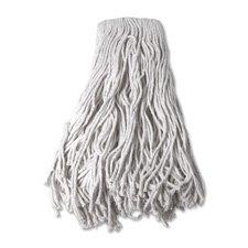 Genuine Joe GJO54204CT Cotton Wet Mop Head Refill, Sponge (Pack of 12) by Genuine Joe